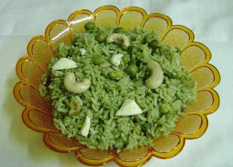 paneer pulav