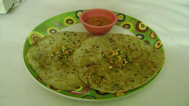 greengram parata